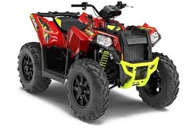 Polaris Scrambler XP1000 ATVs