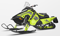 2019 Polaris Industries 600 INDY® XC 129 ES Snowcheck Select