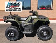 2019 Polaris Industries Sportsman® 850 - Sage Green