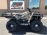 2019 Polaris Industries Sportsman® 570 EPS - Polaris® Pursuit® Camo w/ EXTRAS