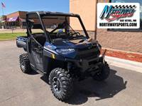 2019 Polaris Industries RANGER XP® 1000 EPS Steel Blue - Factory Choice