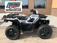 2019 Polaris Industries Sportsman® 850 SP - White Lightning
