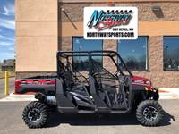2019 Polaris Industries RANGER CREW® XP 1000 EPS - Sunset Red