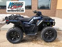 2019 Polaris Industries Sportsman® XP 1000 Premium - Steel Blue