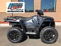 2019 Polaris Industries Sportsman® 570 SP - Magnetic Gray Metallic
