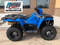 2019 Polaris Industries Sportsman® 570 - Velocity Blue