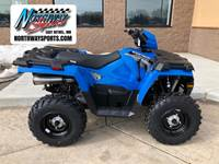 2019 Polaris Industries Sportsman® 570 EPS(NO EBS) - Velocity Blue