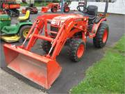 Kubota B2620 with Loader $13,000 6-20-2019