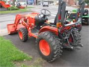 Kubota B2620 with Loader $13,000 6-20-20193