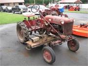 Farmall Cub 59 Woods Mower 1
