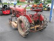 Farmall Cub 59 Woods Mower 2