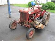 Farmall Cub 59 Woods Mower