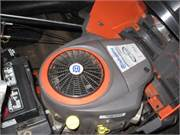 Husqvarna 2042LS 42in deck with 42in blower2