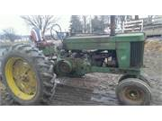 JohnDeere 60 Narrow front