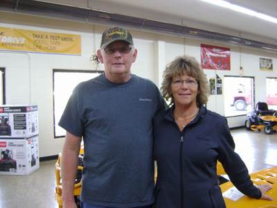 Mike and Teresa Martie - Owners