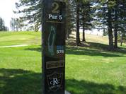 ridgeview marker for hole02