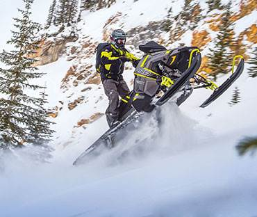 New Polaris Snowmobiles