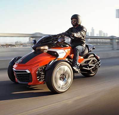 Can-Am Off Road & SPYDER