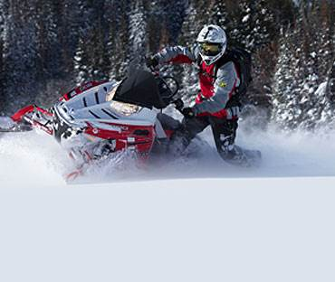 Search for Snowmobiles