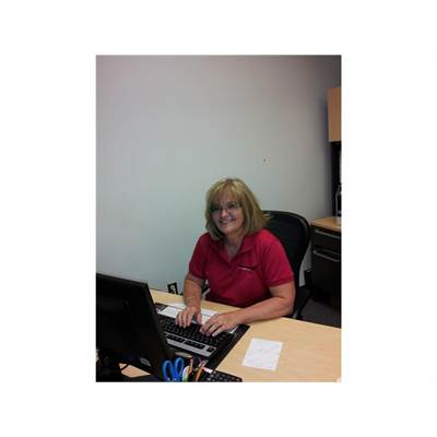 Phyllis Brown - Office Manager