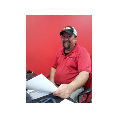 Gary Shanholtz - Parts Manager