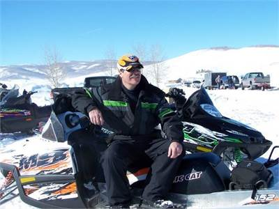 Customer Submitted Snowmobile