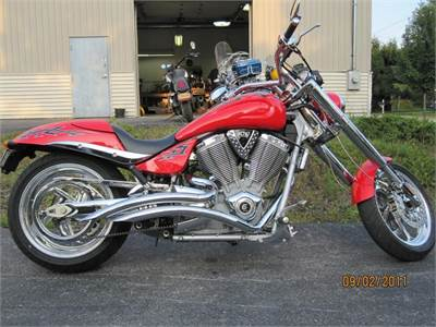 Mike's 2005 Victory Hammer