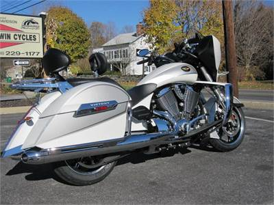 2011 Victory Motorcycles