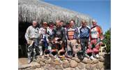 Brad with Malcolm Smith and Crew in Baja