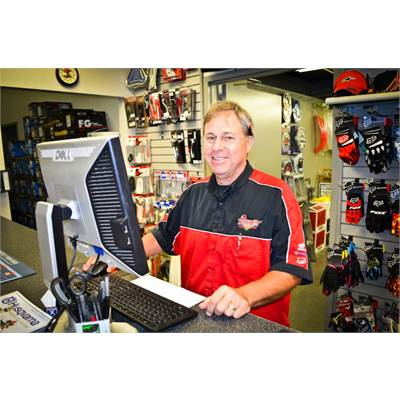 Tim Sickel - Parts Manager