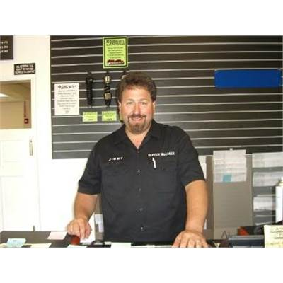 Jim - Service Manager