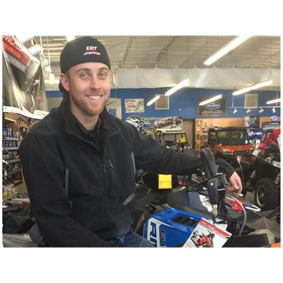 Ryan Willits - Parts & Service Manager