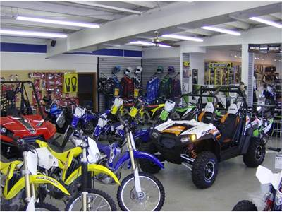 Marionville Powersports Showroom