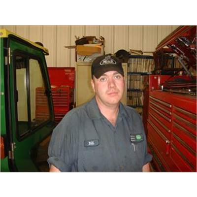 Bill Larrabee - Service Tech