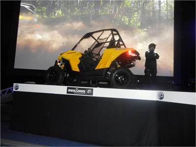 '13 Can-Am and Sea-Doo Show