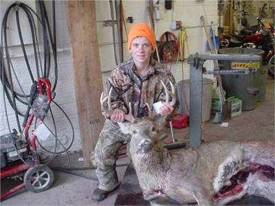 2013 Youth Buck/Doe Contest