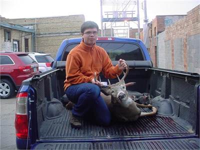 2011 Youth Buck/Doe Contest