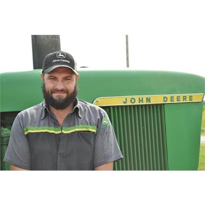 Todd Teed - Tractors and Implements