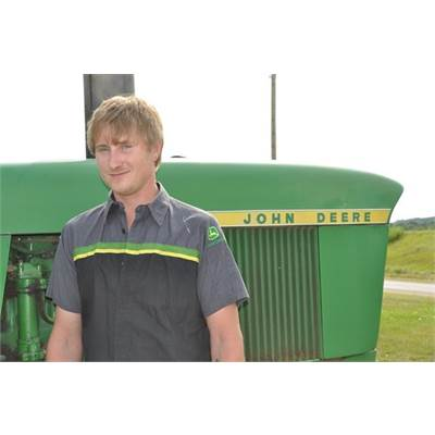 Omar Anderson - Tractors and Implements