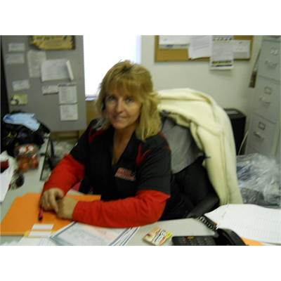 Lori Melland - Office Manager