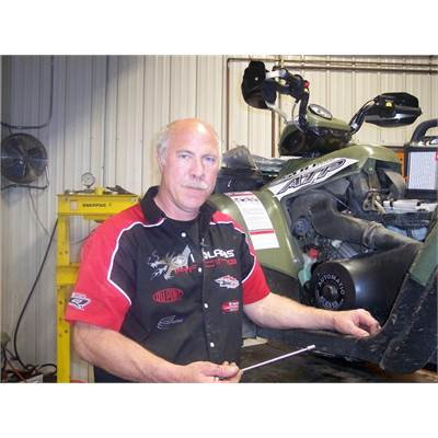 Jim Johnson - Service Tech