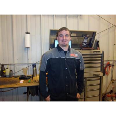 Troy Lattin - Service Tech