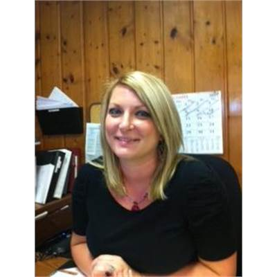 Alisha Pollard - Financing, warranty, accounts payable, accounts receivable, and general office administration.
