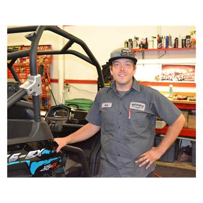 Rick Wood - Service Technician