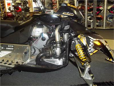 2011 Ski-Doo 800 ETEC W/ Boondocker Turbo Kit Installed