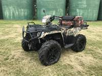 2018 Polaris Industries Sportsman® 570 SP Hunter Edition - Polaris Pursuit® Camo