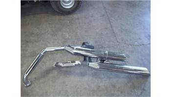 1998 VL 1500 Complete Exhaust System,