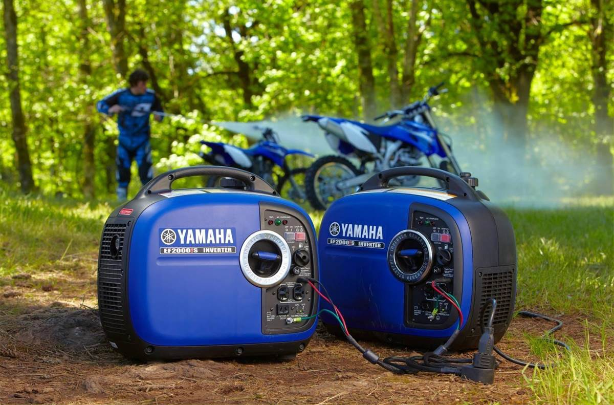 Yamaha Generators in Annandale, MN