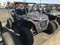 2019 Polaris Industries RZR XP® Turbo S - Titanium Metallic
