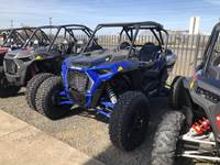 2019 Polaris Industries RZR XP® Turbo S - Polaris Blue